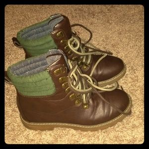 Size 3 Tommy Hilfiger Boots